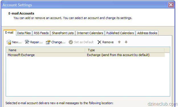 setting your google email on outlook