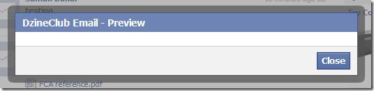 Email Marketing - Facebook Emails