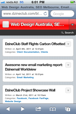 Wordpress Development, Email Marketing Australia, Magento