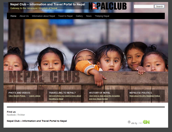 NepalClub WordPress Portal